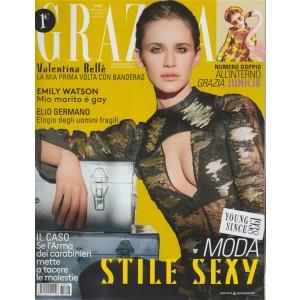 Grazia. n. 16 - aprile 2018 - settimanale