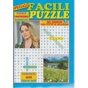 Speciale facili puzzle. n. 84 periodico  culturale bimestrale - maggio - giugno 2018