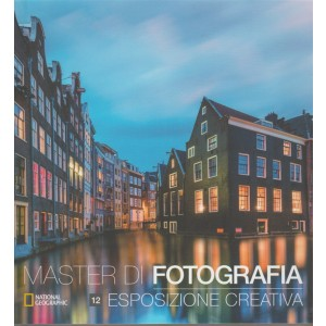 "Master di Fotografia n.12 ""Esposizione creativa""by National Geographic"