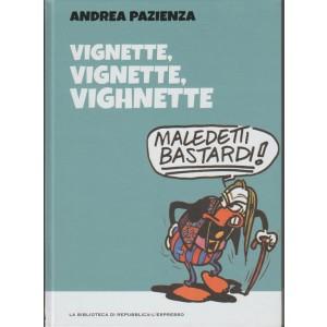 TUTTO PAZIENZA - N. 18 - Vignette, vignette, vignette