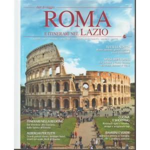 Diari di viaggio -bimestrale n. 26 Aprile 2018 - ROMA e itinerari nel Lazio