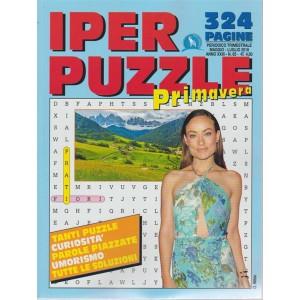 Iper Puzzle - primavera - n. 65 - periodico trimestrale maggio - luglio 2018