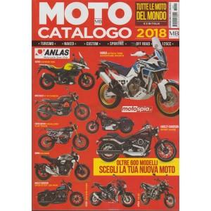 Motocatalogo 2018- Annuario Aprile 2018 Tutte Le Moto del Mondo