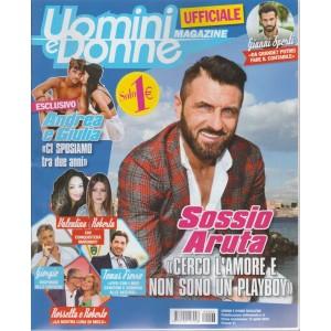 Uomini e donne magazine n. 6 - Pubblicazione settimanale 12 aprile 2018