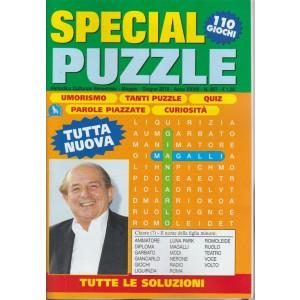 Special Puzzle - n. 267 - periodico culturale bimestrale - maggio - giugno 2018