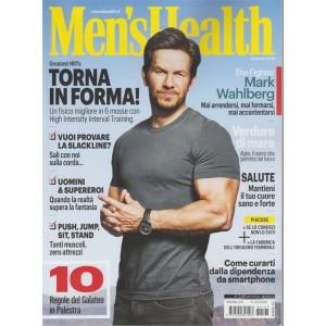 Men's Health - mensile n.193 Febbraio 2018 - 10 regole del Galateo in Palestra