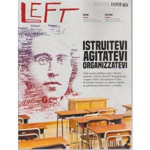 Left Avvenimenti - n. 15 - settimanale - 13 aprile 2018