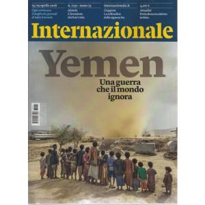 Internazionale n. 1251 - 13/19 aprile 2018