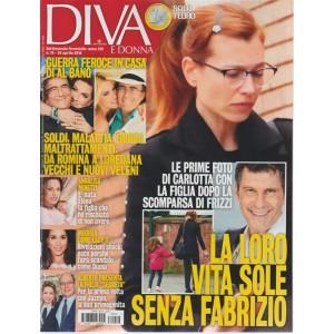 Diva E Donna   n. 16 - 24 aprile 2018 - settimanale femminile