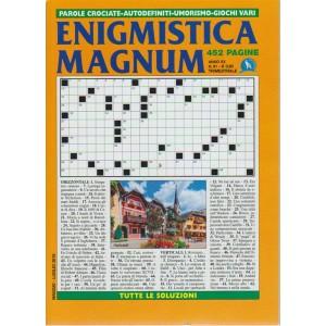 Enigmistica Magnum - n. 81 - trimestrale - 452 pagine