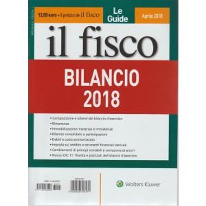 Le guide. Il fisco. n. 1 - aprile 2018. Bilancio 2018
