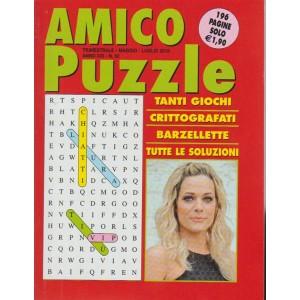 Amico puzzle n. 82 - trimestrale maggio - luglio 2018
