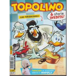 Topolino - n. 3257 - 25 aprile 2018 - settimanale