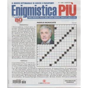 Enigmistica Piu' - n. 17 - 2 maggio 2018 - ogni mercoledi in edicola