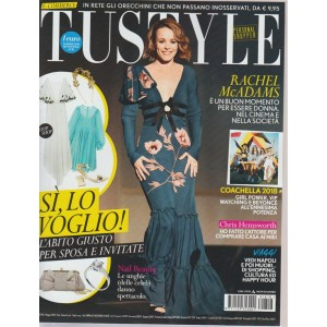 Tu Style - n. 18 - settimanale - 24 aprile 2018