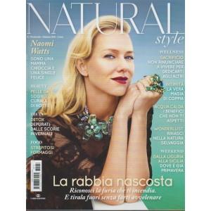 Natural Style - mensile n. 176 Febbraio 2018 - Naomi Watts