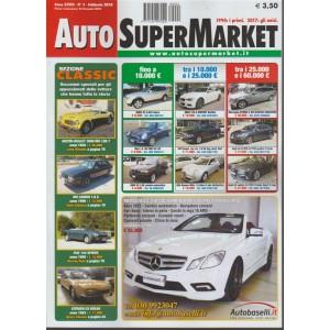 Auto Super Market - mensile n. 2 Febbraio 2018