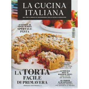 Cucina Italiana - n. 4 - mensile maggio 2018