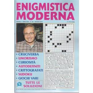 Enigmistica Moderna - n. 355 - mensile - maggio 2018