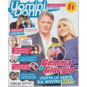Uomini E Donne Magazine - n. 8 Pubblicazione settimanale - 26 aprile 2018