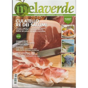 Mela Verde - Mensile n. 5 Maggio 2018 Agricoltura, ambiente, Natura