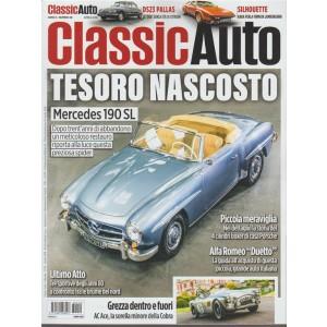 Classic Auto - Mb190sl-Tesoro Nascosto n. 29 - mensile - aprile 2018
