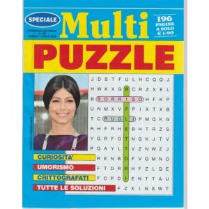 Speciale Multipuzzle -  n. 409 - periodico culturale - maggio - luglio 2018