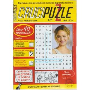 Crucipuzzle - n. 527 - maggio 2018 - mensile