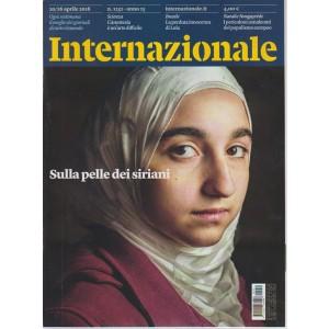 Internazionale - n. 1252 - 20/26 aprile 2018 -