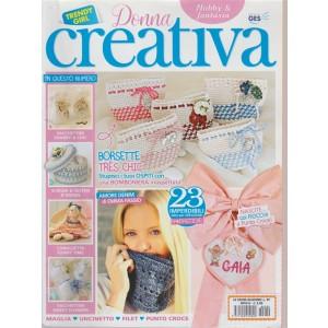 Donna crerativa n. 39 mensile - La Cruna quaderni