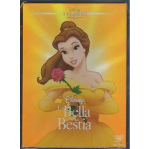 """30° DVD Disney """"i Classici"""": La Bella e La Bestia"""