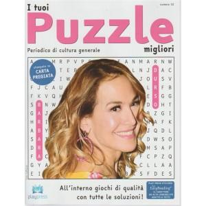 I Tuoi Puzzle migliori n. 12 - bimestrale - 26/4/2018 - Periodico di cultura generale