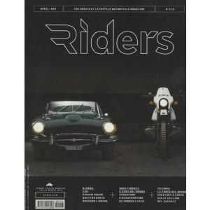 Riders - n. 113 - aprile - maggio 2018 -