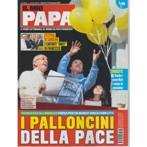 Il mio Papa - settimanale n. 6 - 31 gennaio 2018 i Palloncini della Pace