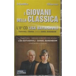 I Giovani Della Classica - Lisa Batiashvili - Daniel Barenboim 8° CD