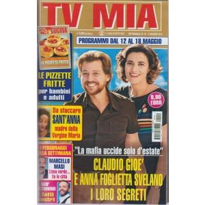 Tv Mia - n. 19 - 15 maggio 2018 - settimanale