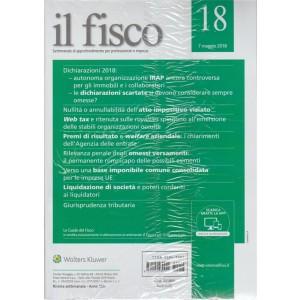 Il Fisco - n. 18 - 7 maggio 2018 -