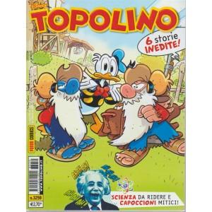 Topolino - n. 3259 - maggio 2018 - settimanale