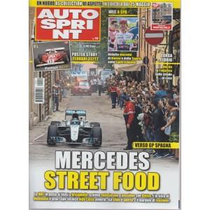 Autosprint - Poster Story Pinzato n. 19 - settimanale - 8/14 /maggio 2018