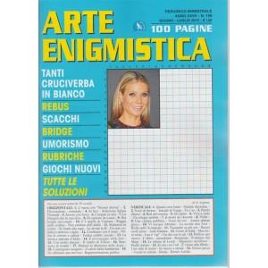 Arte Enigmistica n. 196 - periodico bimestrale - giugno - luglio 2018
