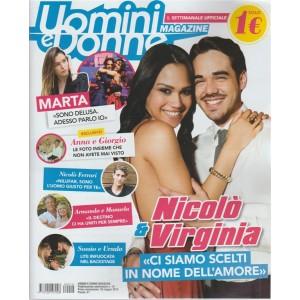 Uomini E Donne Magazine -  n. 10 - settimanale - 10 maggio 2018