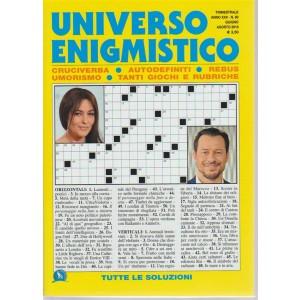 Universo Enigmistico n. 80 - trimestrale - giugno - agosto 2018