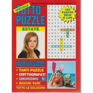 Speciale Tutto Puzzle - n. 87 - periodico trimestrale - giugno - agosto 2018