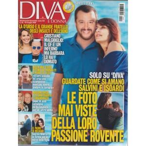 Diva e donna n. 19 - settimanale femminile - 15 maggio 2018