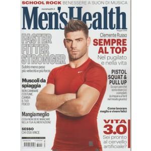 Men's Health - mensile n. 196 Maggio 2018 Clemente Russo Sempre al top