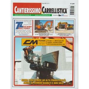Cantierissimo con Carrellistica - Mensile n.5 Maggio 2018