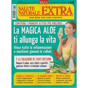 Salute Naturale Extra-mensile n.108 Maggio2018 La magica Aloe ti allunga la vita