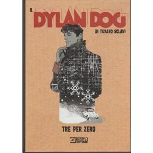 Dylan Dog di Tiziano - mensile n. 10 Febbraio 2018 - Tre per Zero