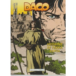 Aureacomix - mensile n. 89 Maggio 2018 Dago: Missione in terra santa
