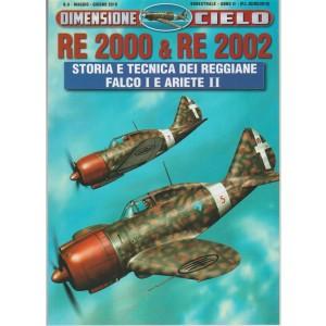 Dimensione Cielo bimestrale n. 8 Maggio 2018 - Re 2000 & Re 2002
